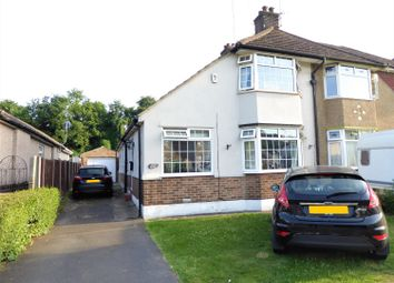 Thumbnail 3 bed semi-detached house for sale in Merewood Road, Barnehurst, Kent