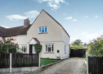 Thumbnail 3 bed semi-detached house for sale in Millfield Road, North Walsham