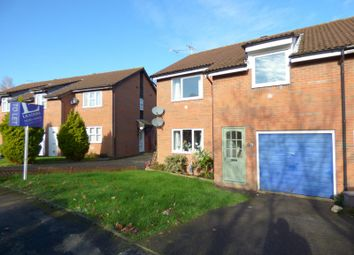 Thumbnail 2 bedroom maisonette to rent in Harbourne Gardens, West End, Southampton