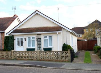 Thumbnail 2 bed bungalow for sale in Clarence Street, Egham