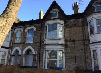 Thumbnail 5 bedroom terraced house for sale in Boulevard, Hessle Road, Hull