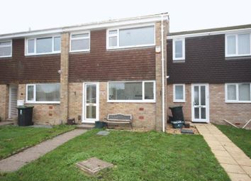 Thumbnail 3 bed terraced house for sale in Villette Close, Christchurch