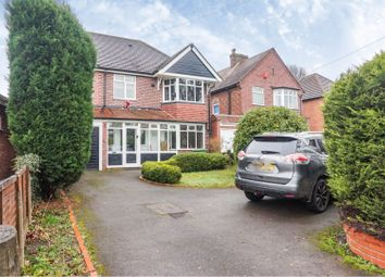 Thumbnail 5 bed detached house for sale in Bickenhill Road, Marston Green