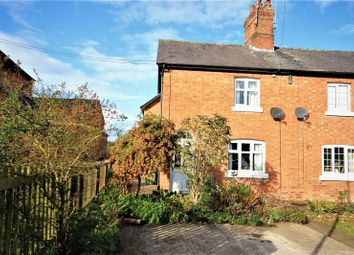 Thumbnail 2 bed end terrace house for sale in Alkington Road, Whitchurch