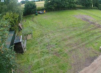 Thumbnail Land for sale in Off Websters Lane, Hodnet