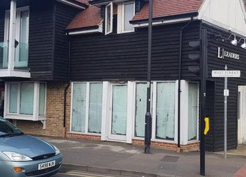 Thumbnail Retail premises for sale in Shop, Tudor Mews, West Street, Southend-On-Sea