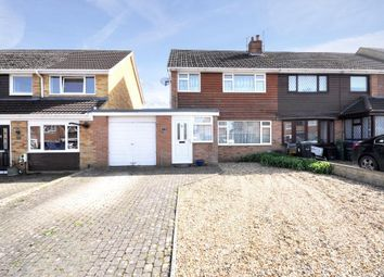 Thumbnail 4 bed semi-detached house for sale in The Rise, Calne, Wiltshire