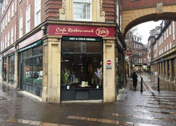 Thumbnail Restaurant/cafe for sale in Sussex Street, Cambridge