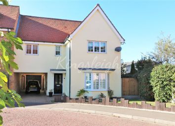Thumbnail 4 bed semi-detached house for sale in Whitebeam Close, Mile End, Colchester, Essex
