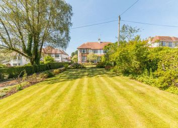 Thumbnail 4 bed semi-detached house for sale in Exceptional Period House, Glasllwch Lane, Newport