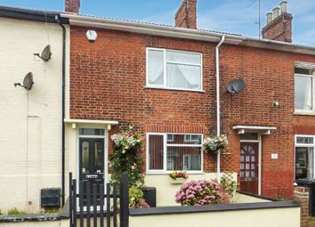 Thumbnail 3 bed terraced house for sale in Russell Road, Great Yarmouth