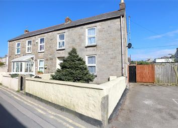 Thumbnail 2 bed end terrace house for sale in North Road, Camborne