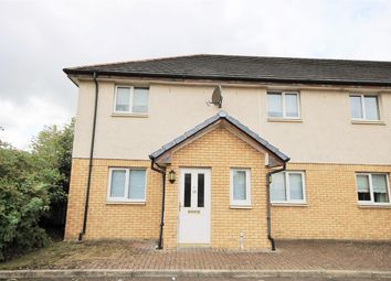 Thumbnail 2 bed flat for sale in Connelly Place, Motherwell