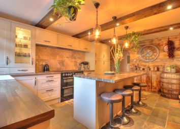 Thumbnail 3 bed terraced house for sale in Manor Row, Low Moor, Bradford