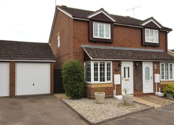 Thumbnail 2 bed semi-detached house for sale in Rubens Gate, Chelmsford, Essex