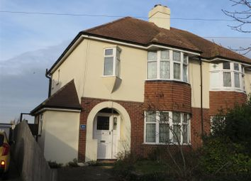 Thumbnail 3 bed semi-detached house for sale in Grove Road, Seaford