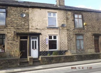Thumbnail 2 bed terraced house to rent in Wakefield Road, Stalybridge