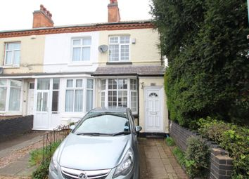 Thumbnail 2 bed end terrace house for sale in Hinckley Road, Earl Shilton, Leicester