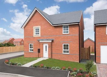 """Thumbnail 4 bedroom detached house for sale in """"Alderney"""" at Tenth Avenue, Morpeth"""