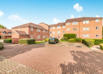 Thumbnail 2 bed flat for sale in Marmet Avenue, Letchworth Garden City