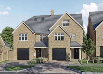 Thumbnail 3 bed semi-detached house for sale in Malvern Place, Stevenage, Hertfordshire