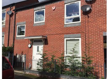 Thumbnail 2 bedroom terraced house for sale in Rowland Road, Leeds