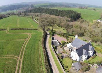 Thumbnail 6 bed detached house for sale in Beaford, Winkleigh