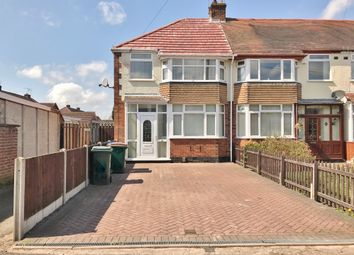 Thumbnail 3 bed end terrace house for sale in Hallam Road, Holbrooks, Coventry