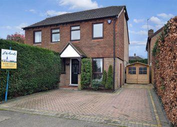 Mayfair Avenue, Loose, Maidstone, Kent ME15. 2 bed semi-detached house