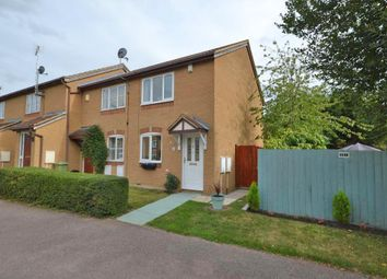 Thumbnail 2 bed end terrace house for sale in Bantock Close, Browns Wood, Milton Keynes, Buckinghamshire
