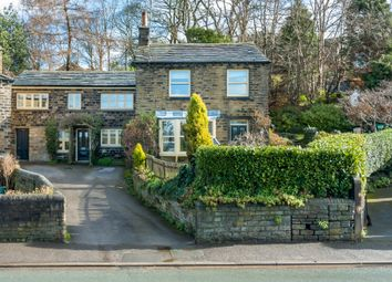 Thumbnail 4 bed detached house for sale in Penistone Road, Kirkburton, Huddersfield