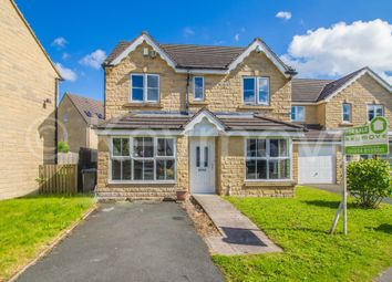Thumbnail 4 bedroom detached house for sale in Yateholm Drive, Westwood Park, Bradford