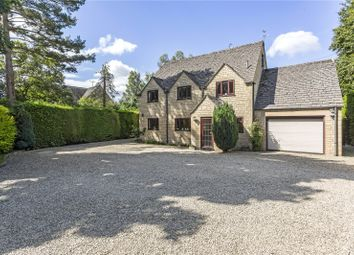 Thumbnail 5 bed detached house for sale in Ewen, Cirencester