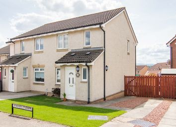 Thumbnail 3 bed property for sale in Newbyres Gardens, Gorebridge