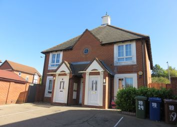 Thumbnail 1 bed flat for sale in Devereux Road, Chafford Hundred, Grays