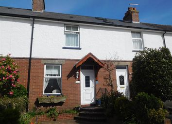 Thumbnail 2 bed terraced house for sale in Higher Shapter Street, Topsham, Exeter