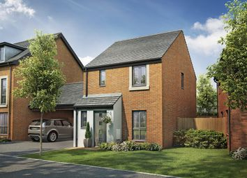 "Thumbnail 3 bedroom detached house for sale in ""The Hanbury"" at Berrington Road, London Road, Hampton"