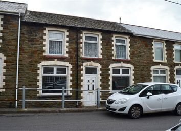 Thumbnail 3 bed terraced house for sale in Prospect Place, Ogmore Vale, Bridgend, Mid Glamorgan