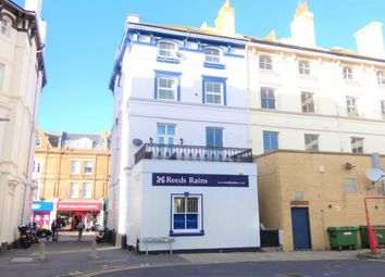 Thumbnail 2 bed flat to rent in Holmesdale Terrace, Folkestone