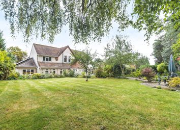 Thumbnail 5 bed detached house for sale in Bath Road, Calcot, Reading