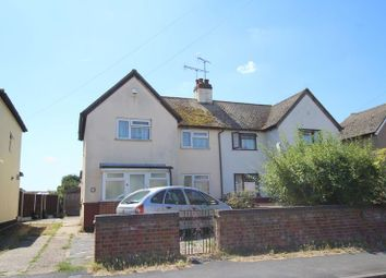 Thumbnail 3 bedroom semi-detached house to rent in Doggetts Close, Rochford