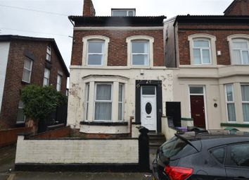 Thumbnail 7 bed semi-detached house for sale in Lorne Street, Liverpool, Merseyside