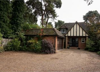 Thumbnail 5 bed detached house to rent in Nine Mile Ride, Wokingham
