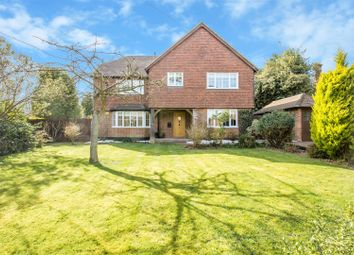 Thumbnail 5 bed detached house for sale in High Hilden Close, Tonbridge