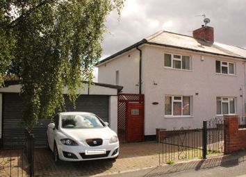 Thumbnail 3 bedroom semi-detached house for sale in Lupin Road, Dudley