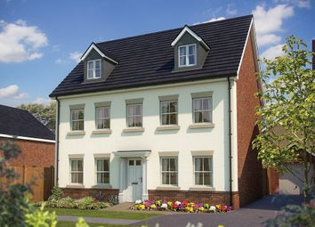 "Thumbnail 5 bed property for sale in ""The Warwick"" at Appleton Way, Shinfield, Reading"