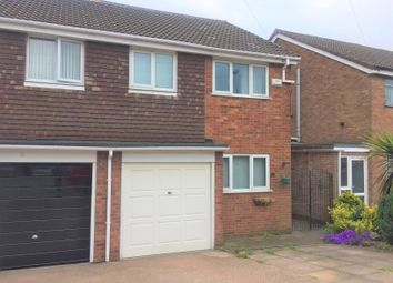 Thumbnail 3 bed property to rent in Grange Road, Burntwood, Staffordhire