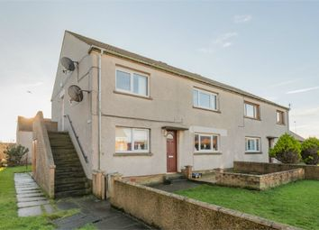 Thumbnail 2 bed flat for sale in Copeman Avenue, Peterhead, Aberdeenshire