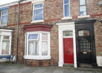 Thumbnail 2 bed terraced house to rent in Derwent Street, Stockton-On-Tees