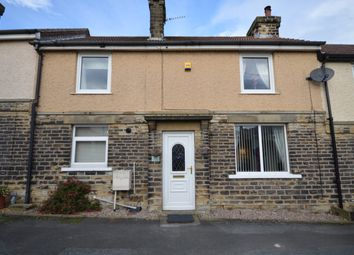 Thumbnail 3 bed terraced house for sale in The Square, Shepley, Huddersfield